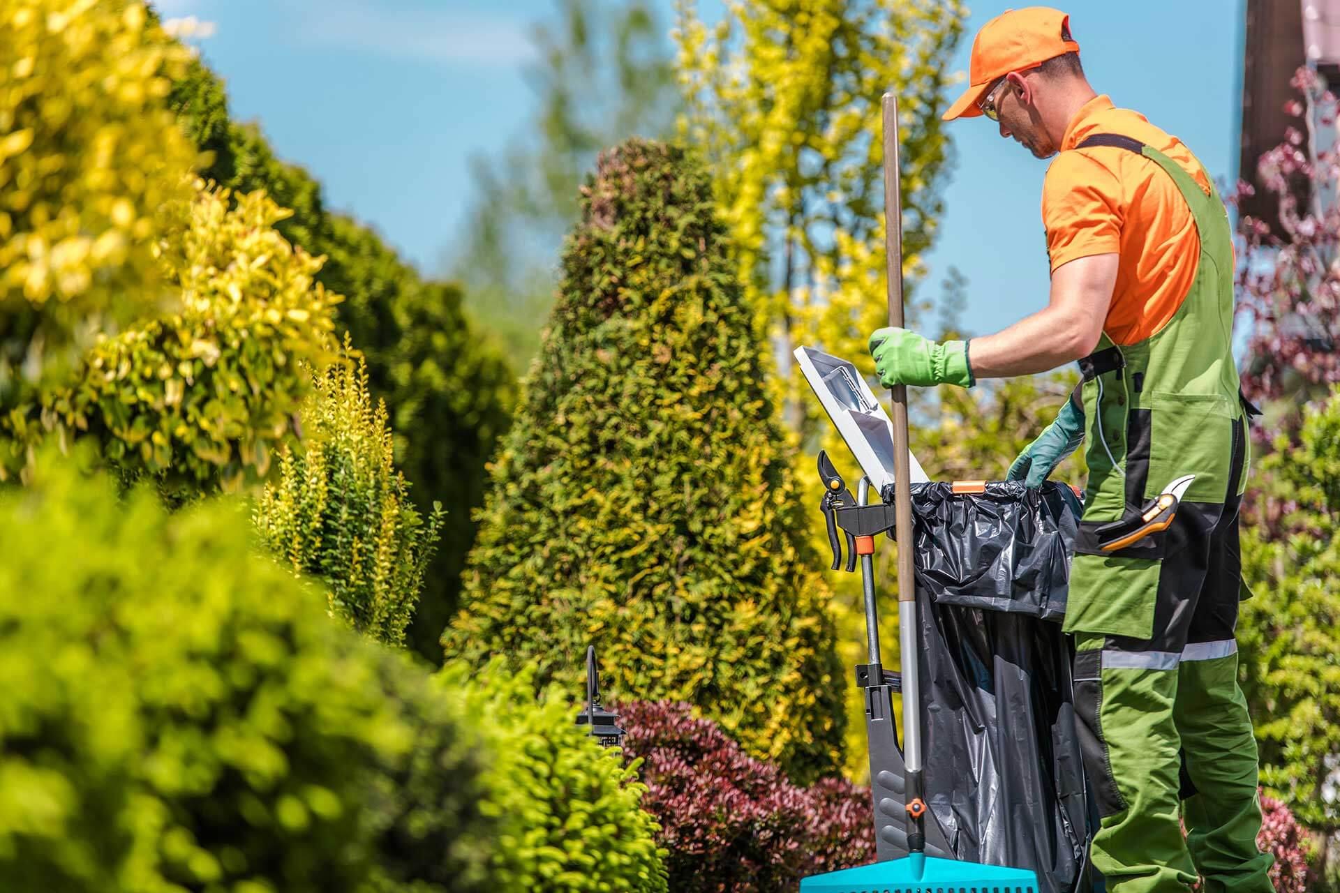 Garden Seasonal Maintenance